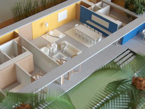 Maquetas: Empreendimento Guarajuba Resort - Casa unifamiliar. Brasil. (figura 1)
