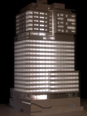 Maquetas: Torre Luanda, Luanda, Angola. (figura 2)
