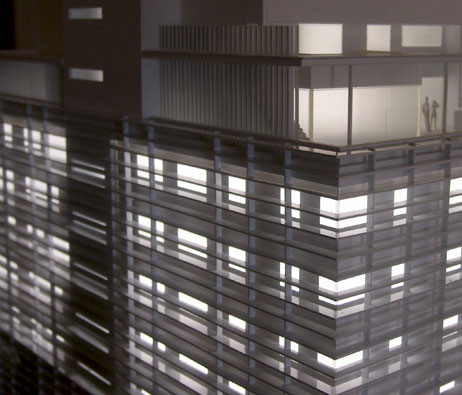 Maquetas: Torre Luanda, Luanda, Angola. (figura 3)