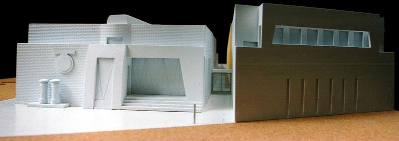 Maquetas: Estação de Correios, Vouzela (figura 1)