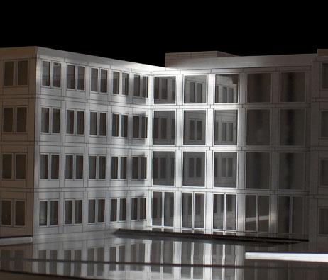 Maquetas: Edifício Xerox, Lisboa (figura 1)