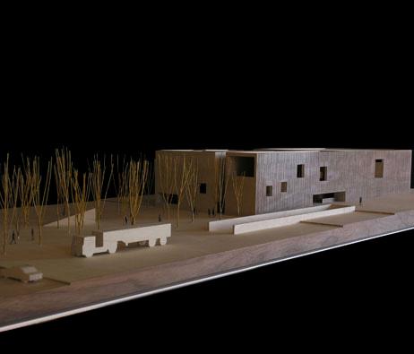 Maquetas: Centro de Estudos do Surrealismo, Famalicão (figura 1)