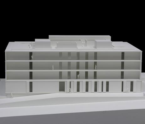 Maquetas: Residências da Funcheira, Funcheira (figura 1)