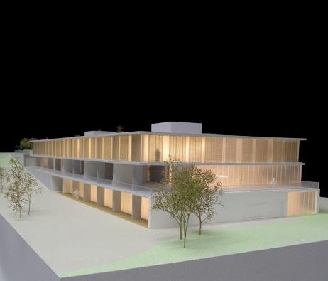 Maquetas: Innovation Hub, Paços de Ferreira (figura 1)