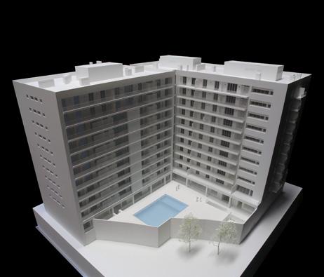 Maquetas: Condomínio do Bengo, Luanda, Angola (figura 1)