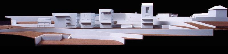Maquetas: Faculdade de Arquitectura do Porto (figura 1)