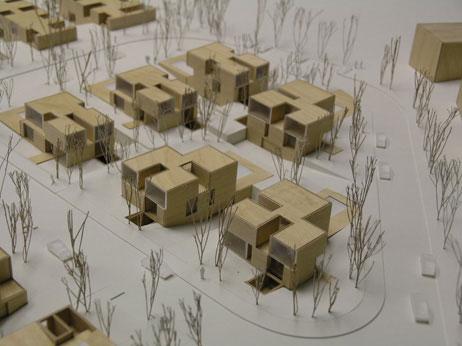 Maquetas: Vila Utopia. Carnaxide (figura 2)
