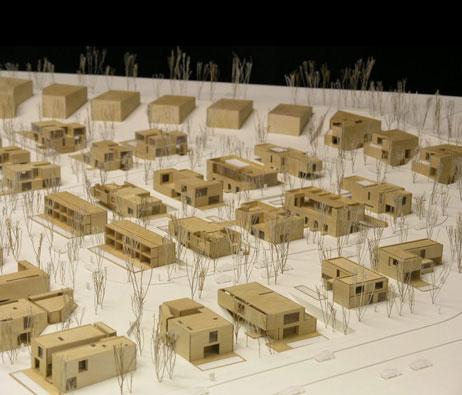 Maquetas: Vila Utopia. Carnaxide (figura 4)