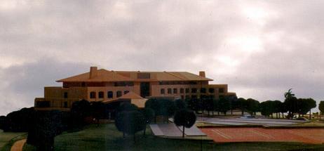 Maquetas: Hotel Quinta do Lago. Almancil (figura 1)