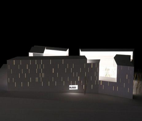 Maquetas: Câmara Municipal de Loures - Edifício dos Serviços Centrais. Loures (figura 2)