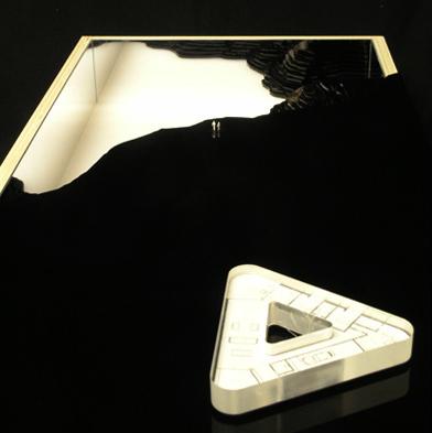 Maquetas: Moradia unifamiliar de tipologia T3 com vista para o rio/mar - Arquitectar '09 (figura 1)