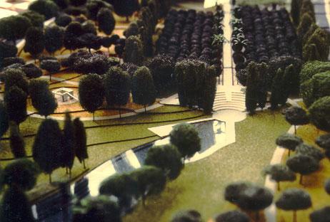 Maquetas: Jardim Público de Vendas Novas (figura 1)