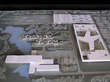 Maquetas: Instituto de Comunicação Social. Luanda, Angola (figura 1)