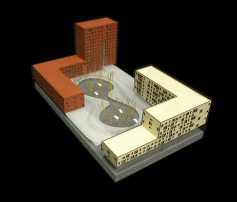 Maquetas: Edifícios residenciais auto-suficientes, Rússia (figura 1)
