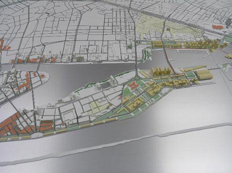 Maquetas: Plano urbanístico da cidade de Recife. Brasil (figura 1)