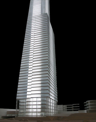 Maquetas: Dubai International Finance Center for Al Rihab Real Estate. Dubai. EAU. (figura 1)