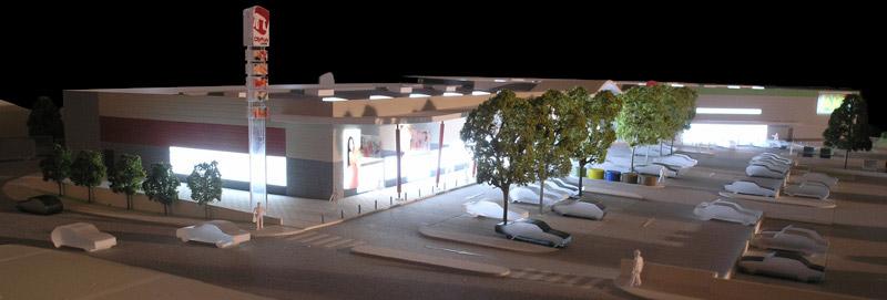 Maquetas: City Park Penafiel, Penafiel. (figura 1)